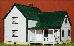 Z-SCALE FARM HOUSE