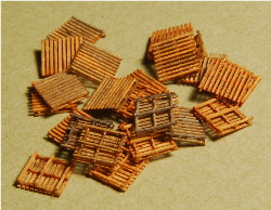 Z-SCALE PALLETS 24-PACK