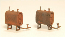 Z-SCALE FUEL TANK 2-PACK