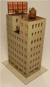 Z-SCALE MODULAR OFFICE COMPLEX-A