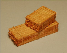 Z-SCALE LUMBER LOAD #2 (2x12) 2-PACK