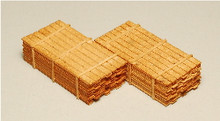 Z-SCALE LUMBER LOAD #4 (2x12) 2-PACK