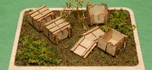 1:35-SCALE 37MM TANK, 20-RND (COMPLETE) BOX, 4-PACK