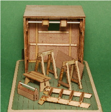 1:35-SCALE 2-1/2 TON SHANTY
