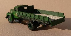 HO-SCALE TRUCK BED (MATERIAL)