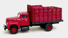 HO-SCALE TRUCK BED (GRAIN)