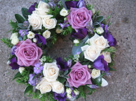 Funeral Wreaths - Style 1