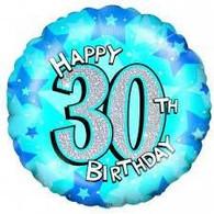 30th Balloon