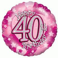 40th Balloon
