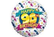 90th Balloon