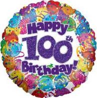 100th Balloon