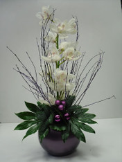 Christmas Orchid Design
