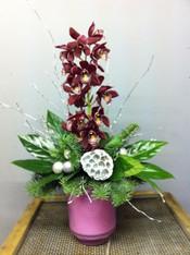 Cymbidium Orchid Design