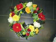 Funeral Wreaths - Style 3