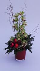 Festive Orchid Design