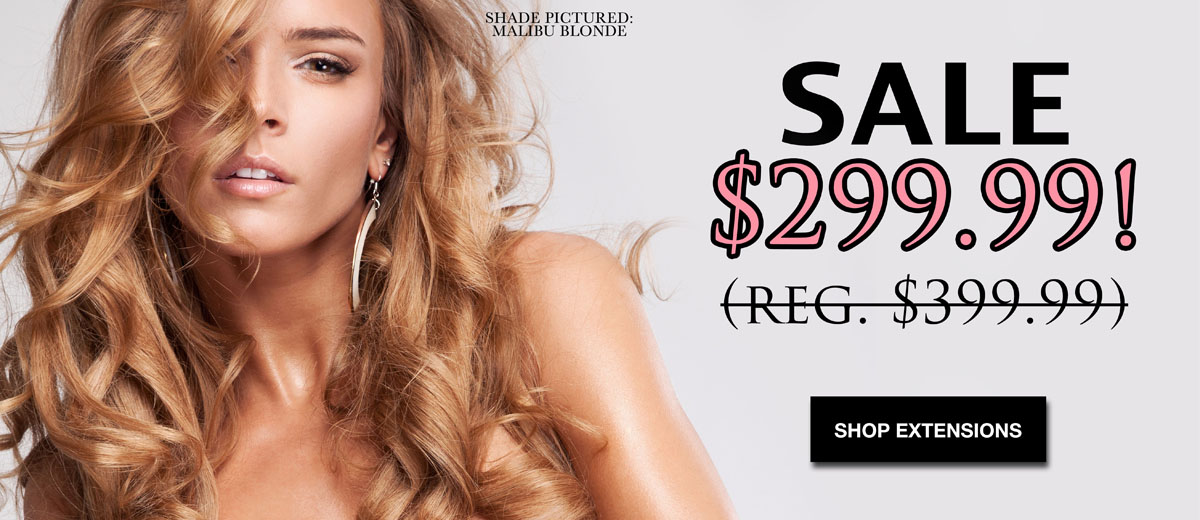 Shop Cashmere Hair Sale Clip-in Extensions Malibu Blonde