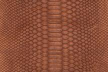 Python Skin Matte Saddle