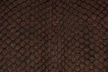 Arapaima Skin Vintage Brown