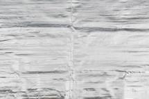 Eel Skin Panel Metallic Silver