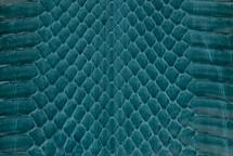 Whipsnake Skin Glazed Aqua