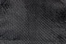 Anaconda Skin Glazed Black