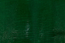 Lizard Skin Glazed Green