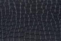 Alligator Flank Skin Matte Navy