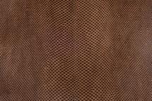 Karung Snake Skin Glazed Brown
