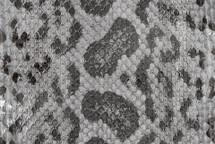 Anaconda Skin Matte Grey
