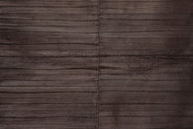 Eel Skin Panel Matte Brown
