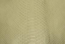 Python Skin Metallic Gold