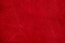 Python Skin FC Suede Red