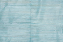 Eel Skin Panel Glazed Baby Blue