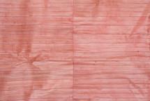 Eel Skin Panel Glazed Indian Pink