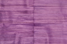 Eel Skin Panel Glazed Lilac