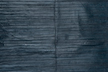 Eel Skin Panel Matte Navy