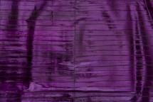 Eel Skin Panel Matte Violet