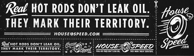 HouseOspeed Hot Rod and Classic Car Goodies
