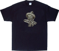 El Borracho Surfer T-Shirt by Hot Rod Artist, Kruse