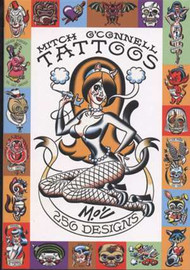 Mitch O' Connell: TATTOOS 250 Designs