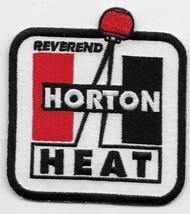 Reverend Horton Heat Hurst style patch