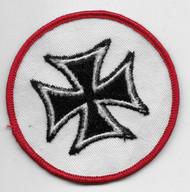 Vintage Iron Cross Patch