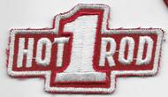 Vintage Hot Rod #1 Patch