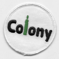Colony Gas Station Patch
