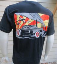 """Max Grundy """"Red Dawn"""" Custom T-shirt"""