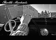 Throttle Merchants Magazine Issues 1,2 and 3