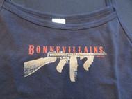 Bonnevillain's Machine gun 1920-1933 Woman's Baby Doll Tee