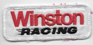 Vintage Winston Racing Patch