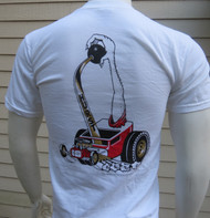 """Hurst Beware"" Shifter T-shirt Men's Small"