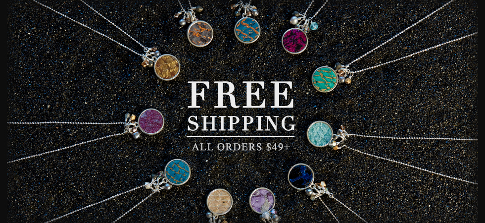 Free Shipping on all orders $49+
